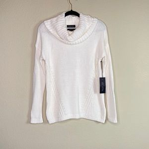 Rachel Zoe cowl neck sweater